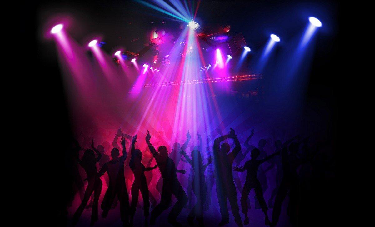 Девушки франции в ночном клубе фото