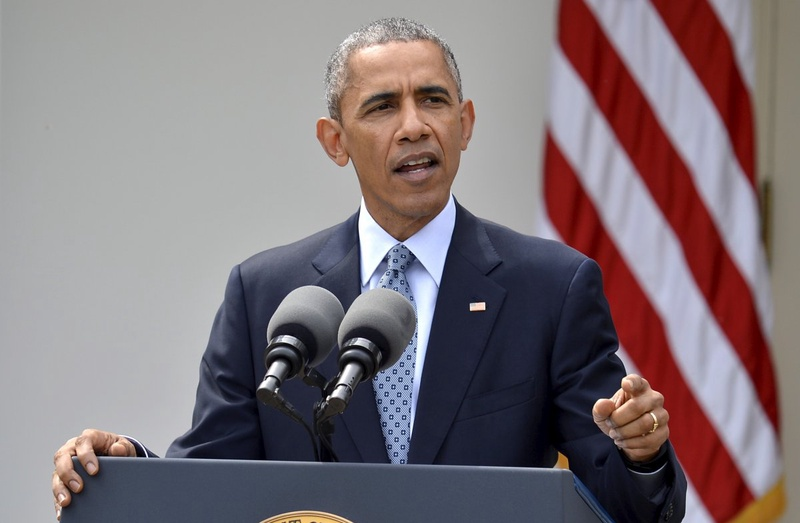 Президент США Барак Обама. Фото © REUTERS