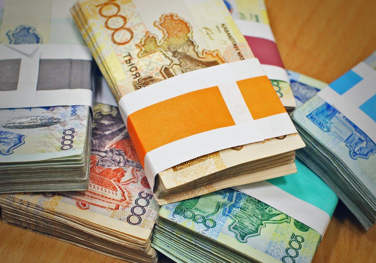 Списание задолженности в рк