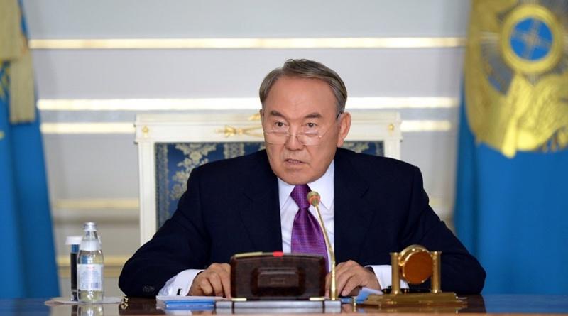 Президент Казахстана Нурсултан Назарбаев. © akorda.kz
