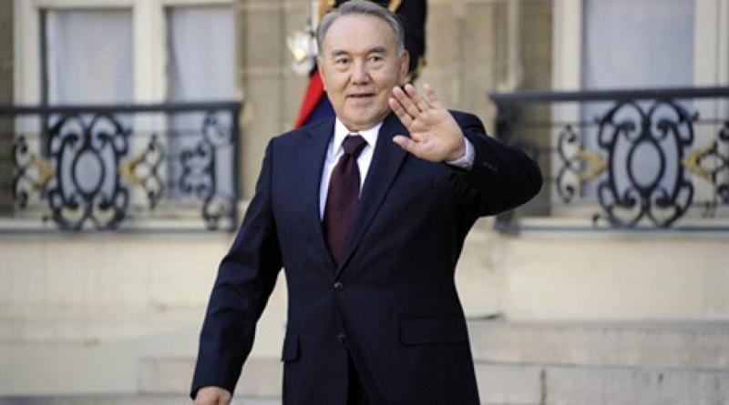 Нурсултан Назарбаев. Фото из архива Tengrinews.kz