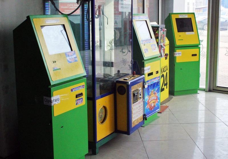 игровые автоматы для детей продажа в краснодаре