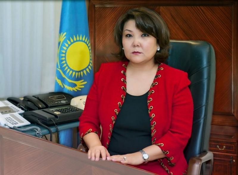 Министр по делам экономической интеграции Казахстана Жанар Айтжанова. © primeminister.kz