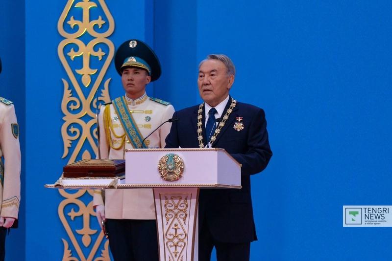 Нурсултан Назарбаев. Фото Турар Казангапов ©