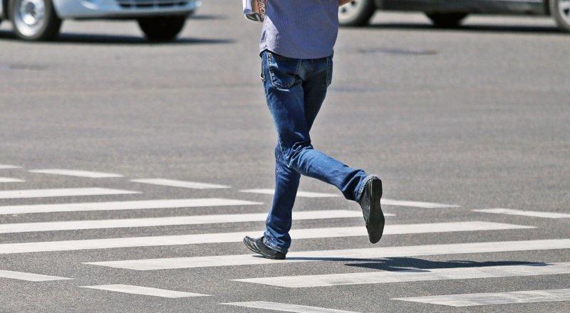 Каждое шестое ДТП в 2015 году в Казахстане произошло по вине пешеходов