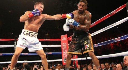 Геннадий Головкин нокаутировал Вилли Монро-младшего в шестом раунде. © twitter.com/HBOboxing