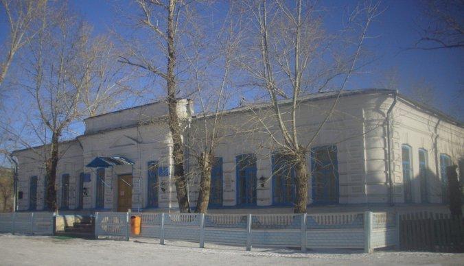 Здание историко-краеведческого музея в Каркаралинске. © museum.karaganda.kz