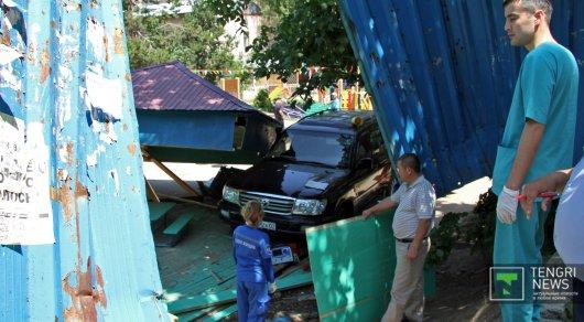 Фото с места происшествия. Роза Есенкулова