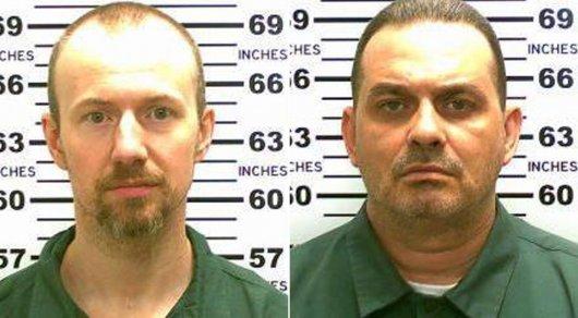Сбежавшие заключенные. Фото: New York State Police