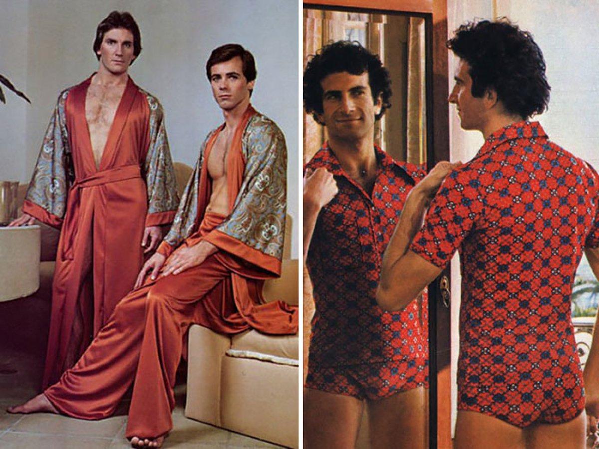 Мода 70 х годов фото мужчины