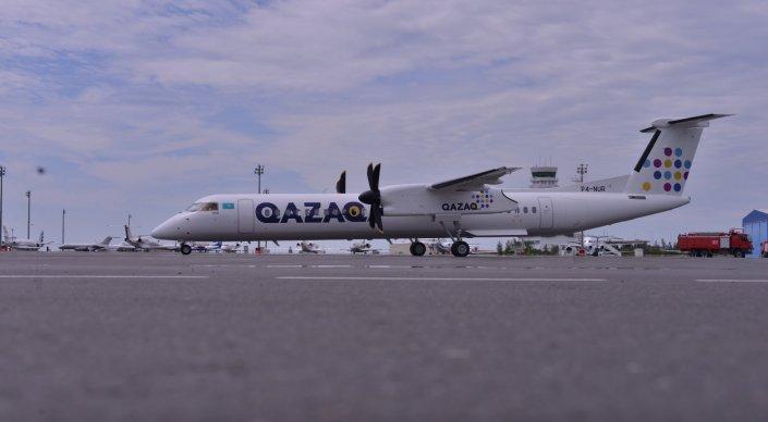 Презентована авиакомпания Qazaq Air