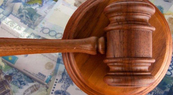 Налоговик из Актобе оштрафован на 1,5 миллиона тенге за взятку
