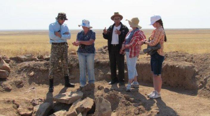 В Казахстане найдены загадочные курганы со скелетами без голов