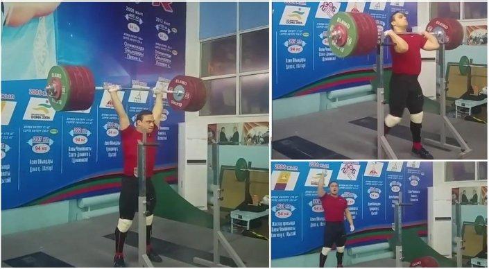 Илья Ильин установил новый мировой рекорд