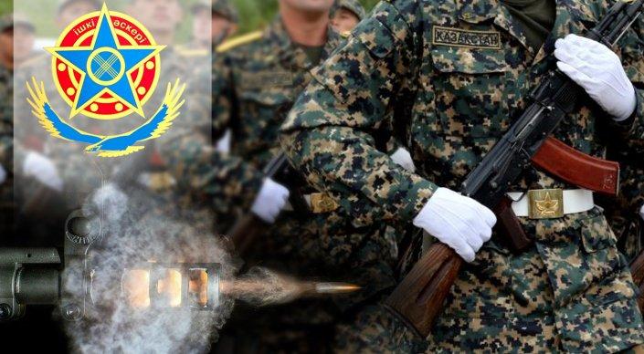 Военнослужащий Нацгвардии застрелился на посту в Кокшетау