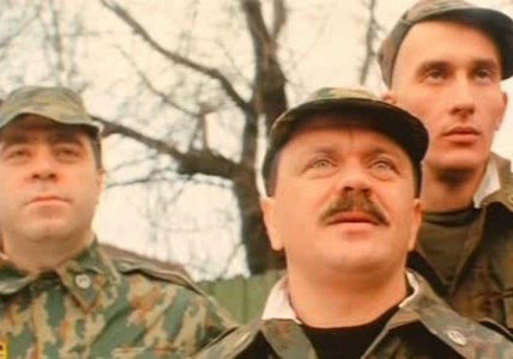 актеры бандитского петербурга список