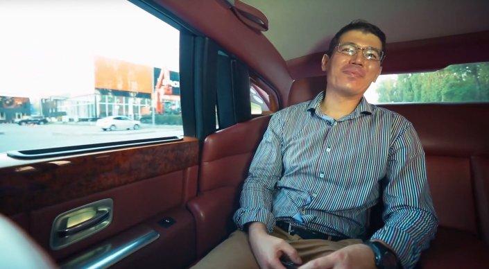 Случайного прохожего из Алматы отправили отдыхать в Актау