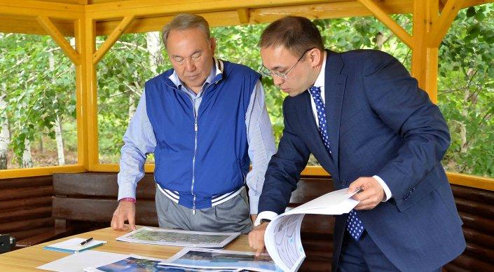 Высказывания Назарбаева о фуа-гра прокомментировал пресс-секретарь Президента