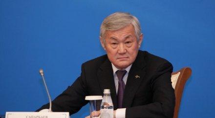 Сапарбаев стал министром