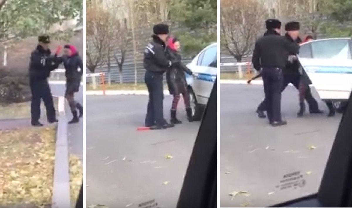 видео с проституткой в астане