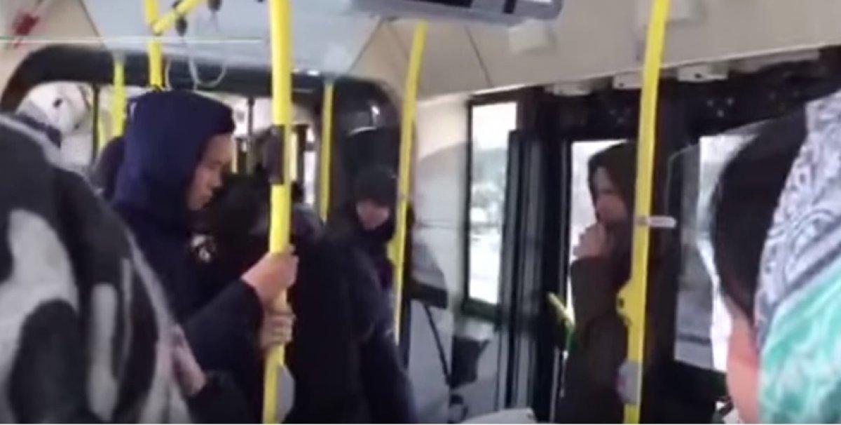 В Автобусе Видео