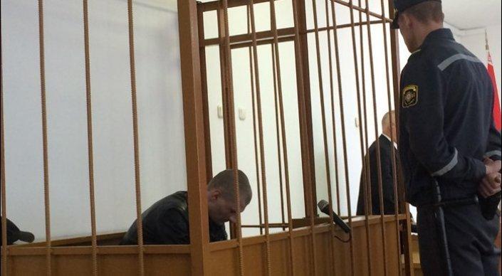 Второго за год преступника приговорили к расстрелу в Беларуси