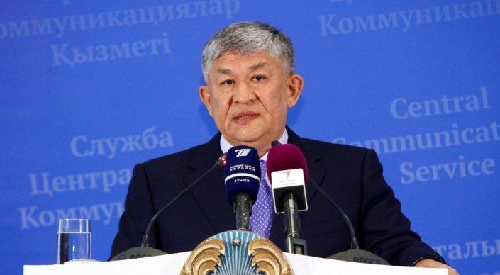Кредиты малому бизнесу тратятся на свадьбы родственников - Крымбек Кушербаев