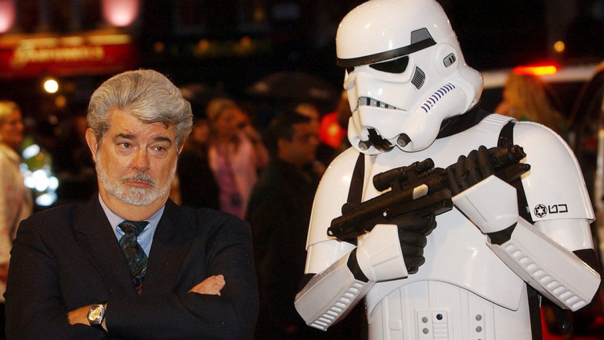 the life and works of george lucas a movie director George lucas work , education , community , car , school digital technology allows us a much larger scope to tell stories that were pretty much the grounds of the literary media.