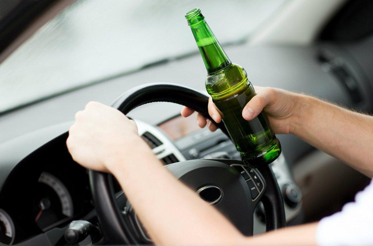 пьяные водители