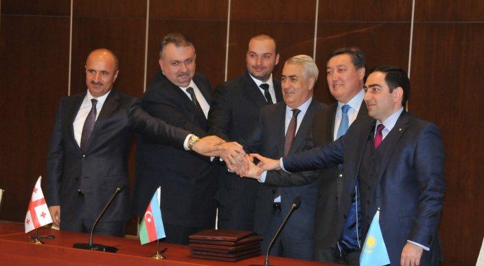 Страны прикаспийского региона наметили меры по наращиванию грузопотока