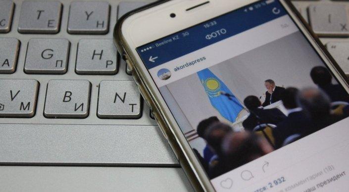 Неформальные фото Президента публикуют в Instagram