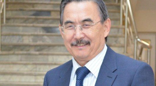 Аканов Айкан. Фото с сайта kaznmu.kz