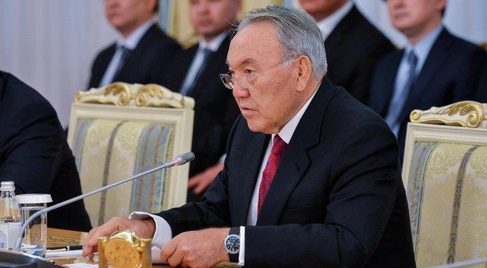 Антикризисные меры РК были бы непосильными для других стран - Назарбаев