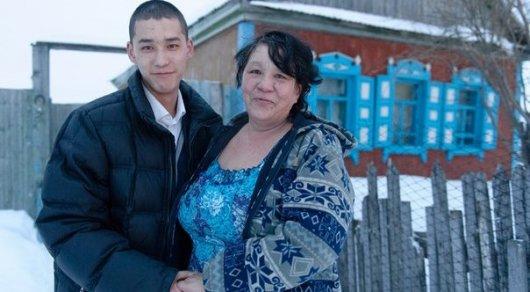 Секс разказ матъ и сын в казакстане