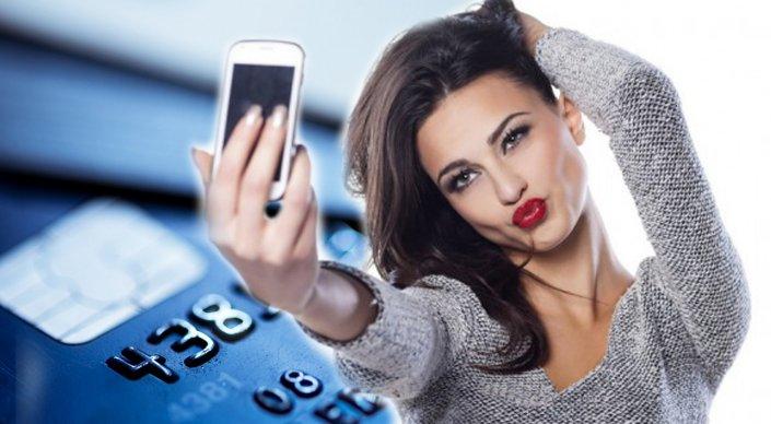 Пользователи платежной системы MasterCard смогут подтверждать свои платежи с помощью селфи