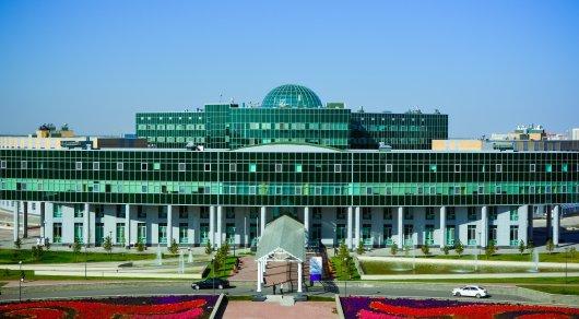 Больница Медицинского Центра Управления делами Президента Республики Казахстан. Фото с сайта bmcudp.kz
