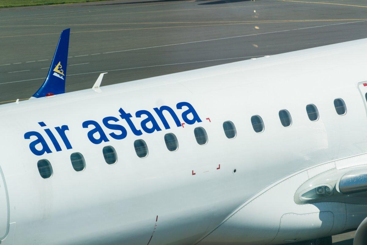 Русский «Аэрофлот» отменил полеты вКазахстан