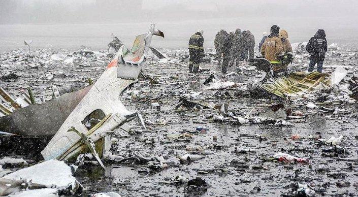 Крушение Boeing под Ростовом могло произойти из-за конфликта между пилотами - СМИ