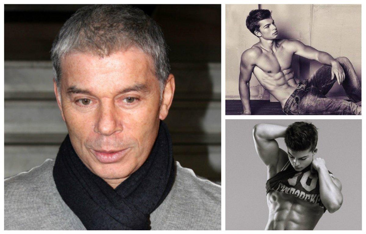 Олег Газманов гордится младшим сыном-моделью