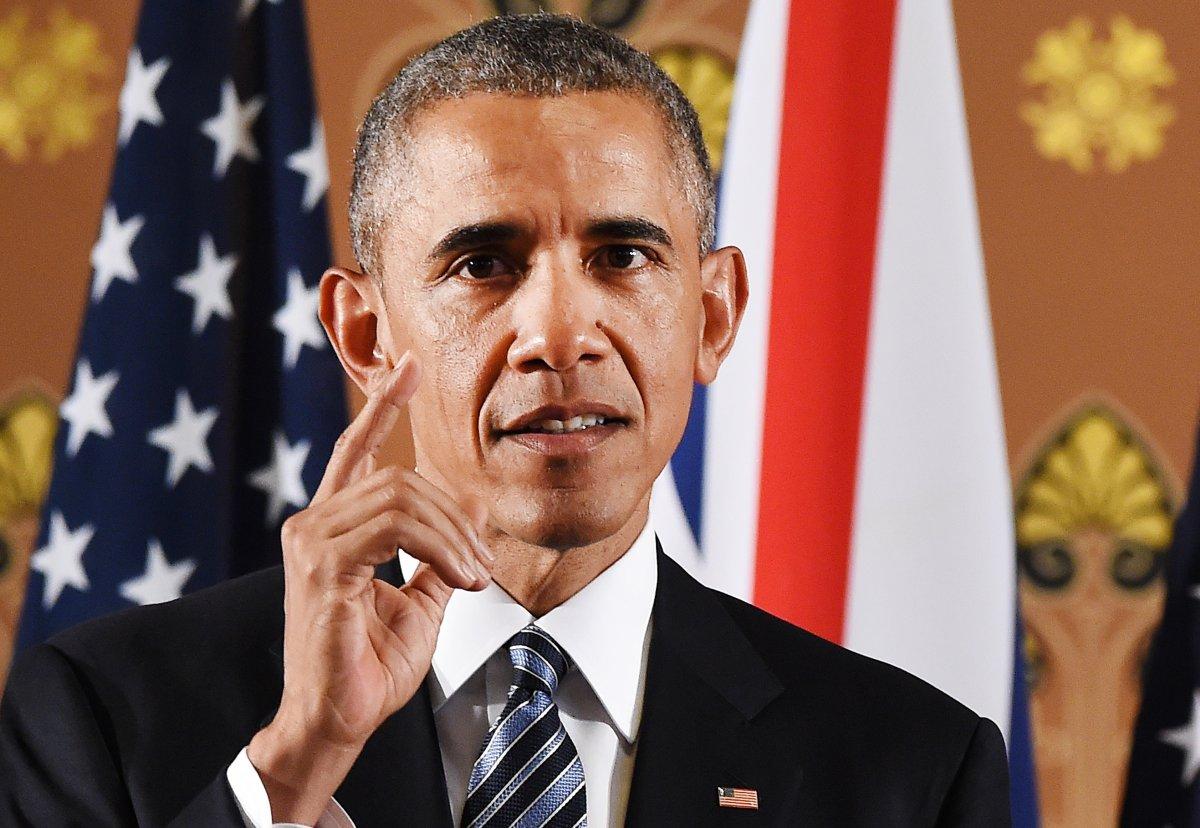 Обама пригрозил Британии проблемами вслучае выхода изЕС