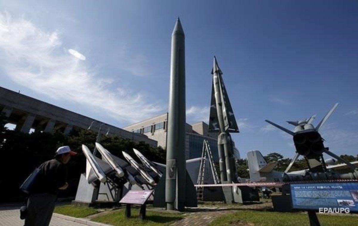 РФ отследила ракету Северной Кореи