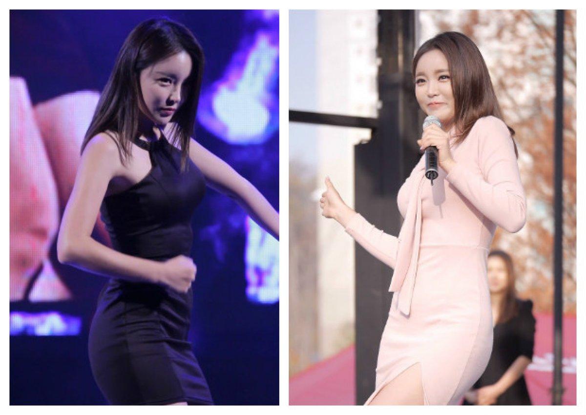 корейские певицы и танцовщицы порно фото