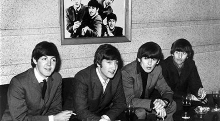 Неизвестное видео The Beatles появилось в Сети