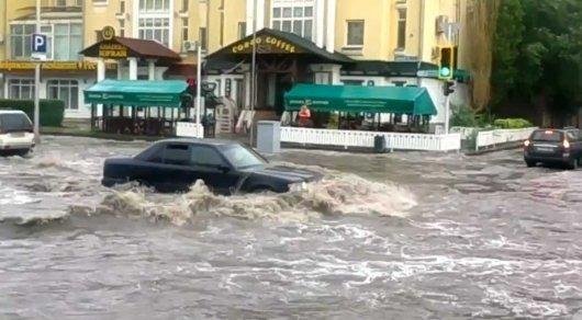 Сенатор предложил решение проблемы с потопами в Астане