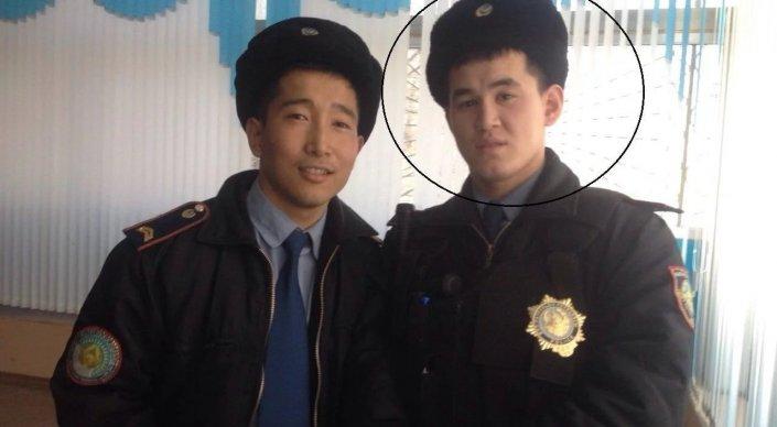 Водитель, обливший полицейского мочой в Караганде, помещен в ИВС