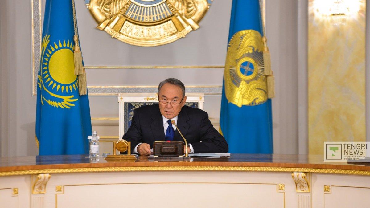 Назарбаев ввёл мораторий наряд норм Земельного кодекса