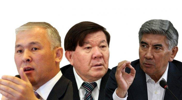 Абенов, Туякбай и Шаханов вошли в состав комиссии по земельной реформе