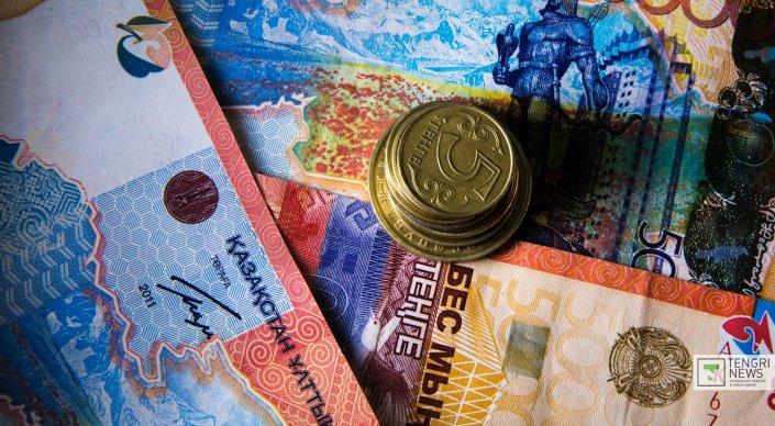 Тенге и рубль вошли в число лидеров роста среди валют развивающихся стран