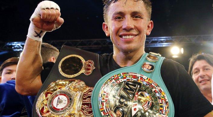 Головкин стал чемпионом мира в среднем весе по версии WBC