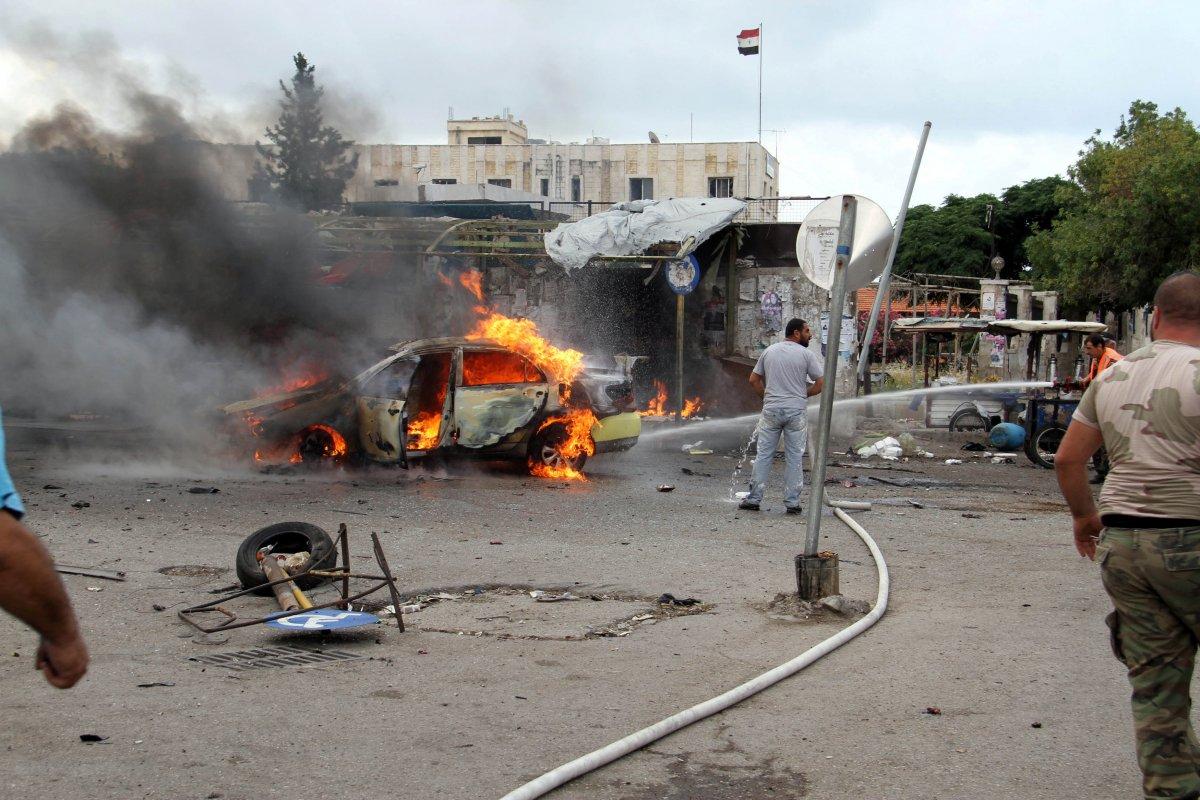 Серия взрывов вСирии унесла жизни практически 150 человек— правозащитники